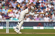 Ben Stokes of England batting during the 5th International Test Match 2019 match between England and Australia at the Oval, London, United Kingdom on 14 September 2019.