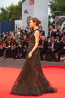 Eleonora Carisi at the gala screening for the film Spotlight at the 72nd Venice Film Festival, Thursday September 3rd 2015, Venice Lido, Italy.
