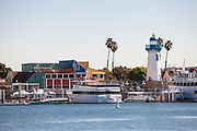 Fisherman's Village in Marina Del Rey