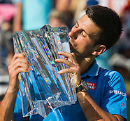Tennis: BNP Paribas Open 2015 Men Singles Final