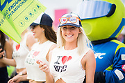 March 12-15, 2019: 1000 Miles of Sebring, World Endurance Championship. Grid girls