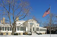 Snowy Taft Museum