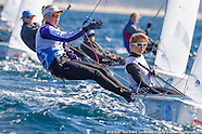 2013 Isaf Test Event  | day 5 | 470 women