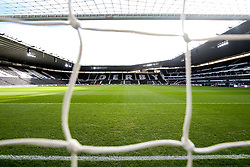 General view of Pride Park Stadium, home to Derby County - Mandatory by-line: Robbie Stephenson/JMP - 22/12/2018 - FOOTBALL - Pride Park Stadium - Derby, England - Derby County v Bristol City - Sky Bet Championship