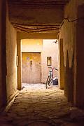 Rissani architecture, Southern Morocco, 2017-12-16.
