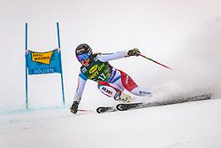 27.10.2018, Rettenbach Ferner, Sölden, AUT, FIS Weltcup Ski Alpin, Sölden, Riesenslalom, Damen, 1. Lauf, im Bild Lara Gut (SUI) // Lara Gut of Switzerland in action during her 1st run of ladie's Giant Slalom of the FIS Ski Alpine Worldcup opening at the Rettenbach Ferner in Sölden, Austria on 2018/10/27. EXPA Pictures © 2018, PhotoCredit: EXPA/ Johann Groder