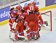 2015 World Junior Championships - Semi Final - Sweden vs Russia