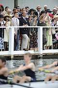 Henley, GREAT BRITAIN, General View in the the Stewards Enclousure. 2008 Henley Royal Regatta, on  Wednesday, 02/07/2008,  Henley on Thames. ENGLAND. [Mandatory Credit:  Peter SPURRIER / Intersport Images] Rowing Courses, Henley Reach, Henley, ENGLAND . HRR