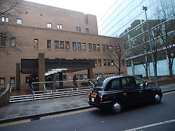 View of the Southwark Crown court  Tuesday Feb.26, 2013, Tuesday Feb.26, 2013. Photo by Max Nash / i-Images...Contact.Andrew Parsons: 00447545 311662.Stephen Lock:      00447860204379