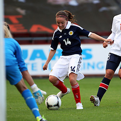Scotland v Norway | Closed Door Friendly | 30 August 2012