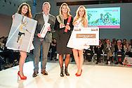 Uitreiking Sportprijs Utrecht 2014 at Jaarbeurs Utrecht: (L-R)