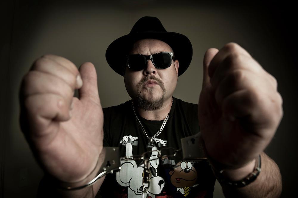 Joel Westlake, DJ and composer in Sydney, Australia.