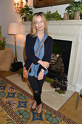 MARISSA HERMER at a breakfast hosted by Zita West and Leo Bamford to launch a range of vitamins for babies & children held at the Royal Society of Medicine, Chandos House, 2 Queen Anne Street, London on 21st May 2015.