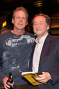 "Gary Monterosso and his friends gather at the Foundation Room in the House of Blues at the Showboat hotel and Casino in Atlantic City, Nj to watch his appearance on the History Channel show ""The Epic History of Everyday Things."" Gary's role as one the nation's most respected authorities on Beer compelled the show's producers to tap his insight into the popular beverage's ""epic"" history."