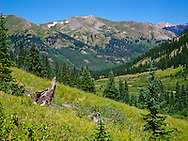 Landscape Photography of Collegiate Wilderness Colorado Rocky Mountains
