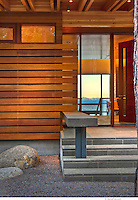Residential Home 65 Shoreline by Bohlin Cywinski Jackson Architects for Mountain Living Magazine, Incline Village, NV