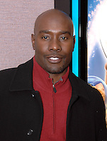 "Morris Chestnut arriving for a screening of the movie, ""A Perfect Holiday"" in Washington, DC on December 4, 2007"