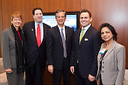 Manhattan Chamber of Commerce Chairman's Breakfast on January 28, 2011.