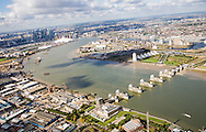 London Thames Gateway Aerial photograph. Client:LDA