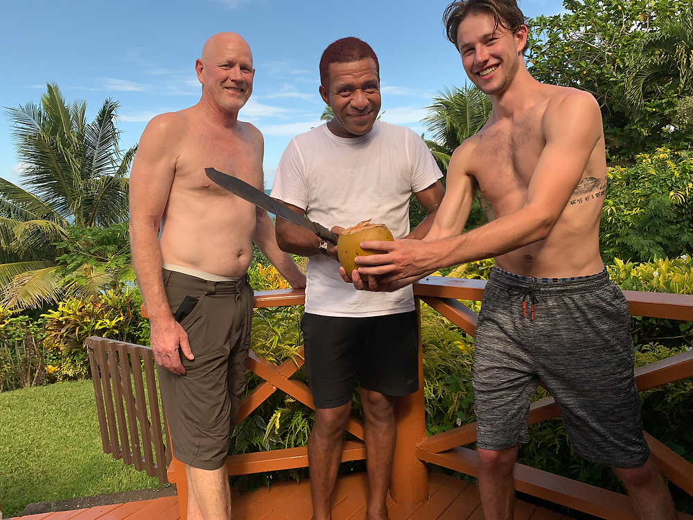 Fiji, Taveuni Island
