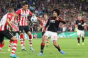 Marouane Fellaini of Manchester United during the Champions League Group B match between PSV Eindhoven and Manchester United at Philips Stadion, Eindhoven, Netherlands on 15 September 2015. Photo by Phil Duncan.