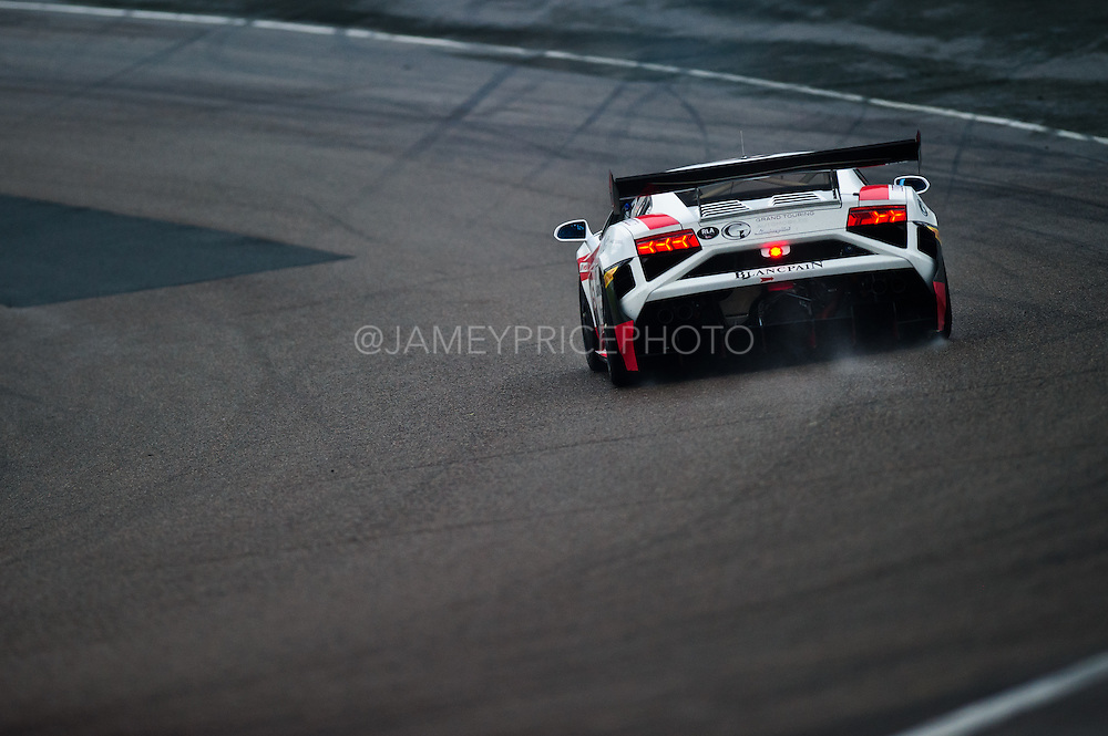 #15 Scott Monroe, Rick Ware Racing, Lamborghini Toronto<br /> Round 8<br /> Canadian Tire Motorsport Park <br /> July 13, 2014