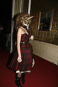 Eniko Mihalik, The Moet and Chandon Fashion Tribute 2006 Honouring British Photographer Nick Knight. Strawberry Hill House. Twickenham. 24 October 2006. -DO NOT ARCHIVE-© Copyright Photograph by Dafydd Jones 66 Stockwell Park Rd. London SW9 0DA Tel 020 7733 0108 www.dafjones.com