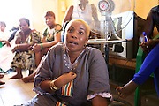 Olivia C Ndalu, co founder of grass roots support group for commercial sex workers, is running a workshop in Dar-es-Salaam, Tanzania...This grass roots group is supported by Women's Fund Tanzania, where VSO volunteer Louise Jenkins is working as a Parliamentary Research Advisor.