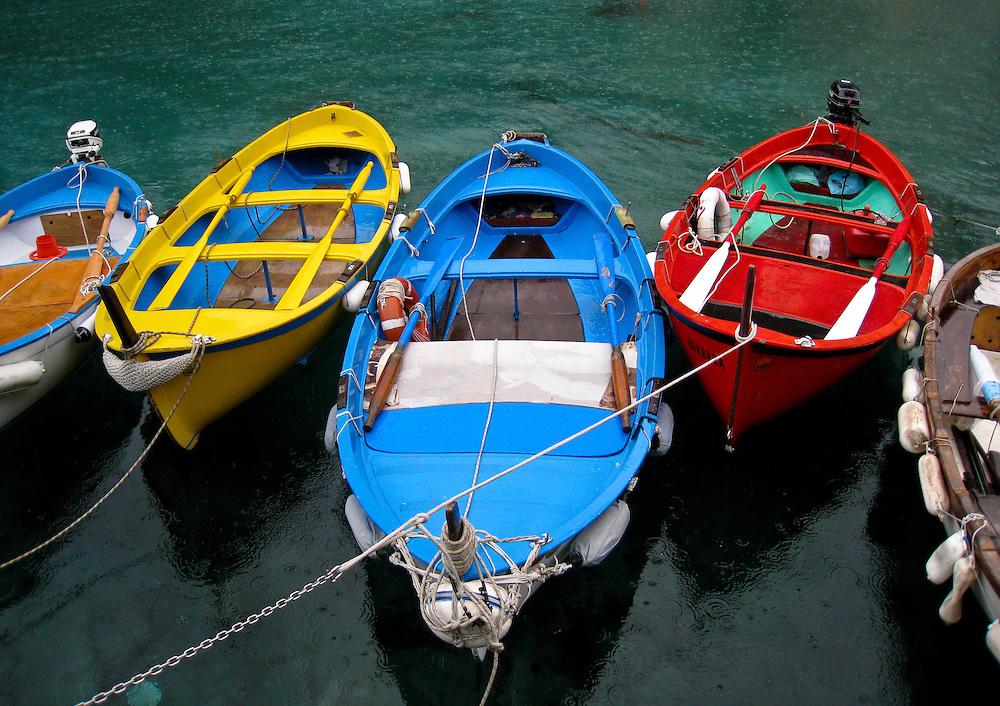 Cinque Terre, Italy. October 2007
