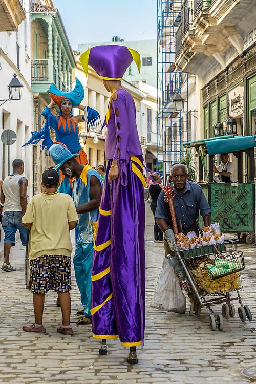 Calle Mercaderes