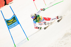 March 9, 2019 - Kranjska Gora, Kranjska Gora, Slovenia - Sandro Jenal of Switzerland in action during Audi FIS Ski World Cup Vitranc on March 8, 2019 in Kranjska Gora, Slovenia. (Credit Image: © Rok Rakun/Pacific Press via ZUMA Wire)