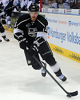Ishockey<br /> NHL USA<br /> 04.10.2011<br /> Foto: Witters/Digitalsport<br /> NORWAY ONLY<br /> <br /> Brad Richardson (Kings)<br /> <br /> Eishockey, Compuware NHL Challenge, Hamburg Freezers - Los Angeles Kings