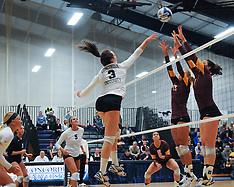 CU Volleyball vs. Minnesota Duluth 11.30.2012