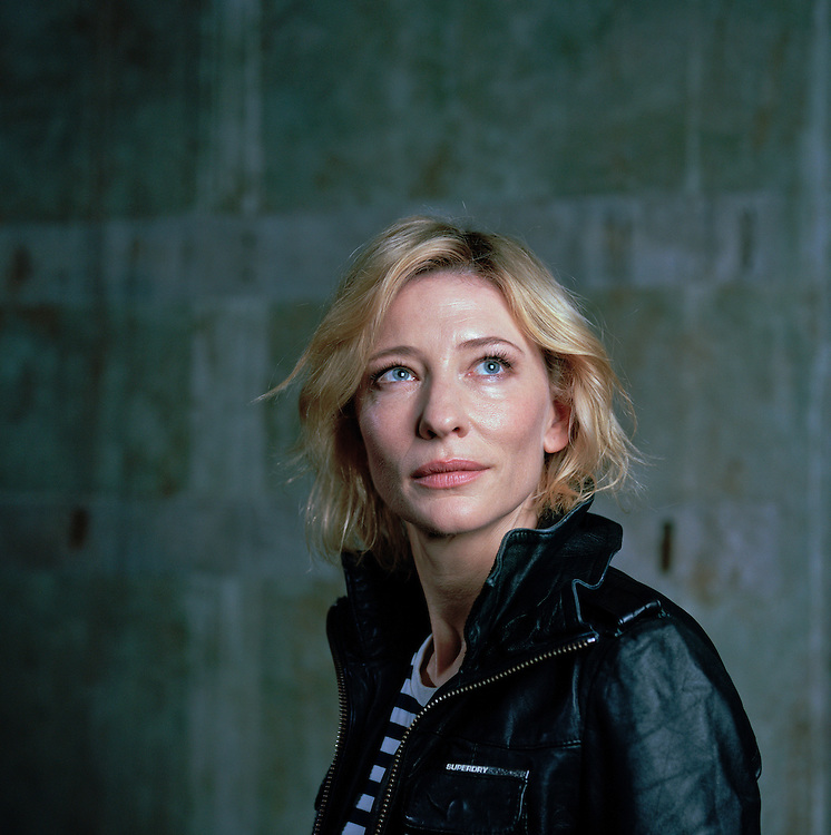 Australian Actress and Artistic director of the Sydney Theatre Company,  Cate Blanchett..Photographed at the Sydney Theatre and backstage at the Sydney Theatre Company.