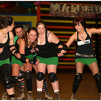 Greenville N.C. Roller Girls