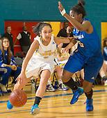 John Abbott College Womens Basketball vs Champlain College