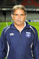 Alain FIARD - 31.10.2014 - Auxerre / Brest - 13eme journee Ligue 2<br />Photo : Jean Paul Thomas / Icon Sport
