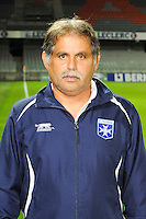 Alain FIARD - 31.10.2014 - Auxerre / Brest - 13eme journee Ligue 2<br />