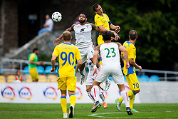 Kenan Horic of NK Domzale during football match between NK Domzale and FC Lusitanos Andorra in second leg of UEFA Europa league qualifications on July 7, 2016 in Andorra la Vella, Andorra. Photo by Ziga Zupan / Sportida
