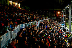 A general view of Rodney Parade during the FA Cup Second Round Proper during the match  - Mandatory by-line: Ryan Hiscott/JMP - 11/12/2018 - FOOTBALL - Rodney Parade - Newport, Wales - Newport County v Wrexham - Emirates FA Cup second round proper