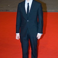 LONDON - FEBRUARY 10:Actor Daniel Radcliffe arrives  at the Orange British Academy Film Awards at the Royal Opera House on February 10, 2008 in London, England.