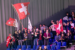 Suporters, Voutaz Jerome, SUI, Belle du Peupe CH, Fee Des Moulins, Flash Des Moulins, Folie des Moulins<br /> CHI Genève 2018<br /> © Hippo Foto - Dirk Caremans<br /> 09/12/2018