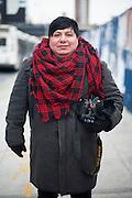 Street fashion photographer Daniel Zuchnik