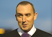 Football - 2016 / 2017 EFL League Cup - 3th round Northampton town v Manchester United<br /> <br /> Northampton Chairman Kelvin Thomas at Sixfields Stadium<br /> <br /> <br /> Credit : Colorsport / Andrew Cowie