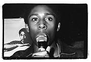 Rap Club, Soho, London c1983