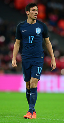 Jack Cork of England  - Mandatory by-line: Alex James/JMP - 10/11/2017 - FOOTBALL - Wembley Stadium - London, United Kingdom - England v Germany - International Friendly