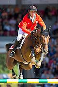 Steve Guerdat - Nino des Buissonnets<br /> FEI European Championships 2013<br /> &copy; DigiShots