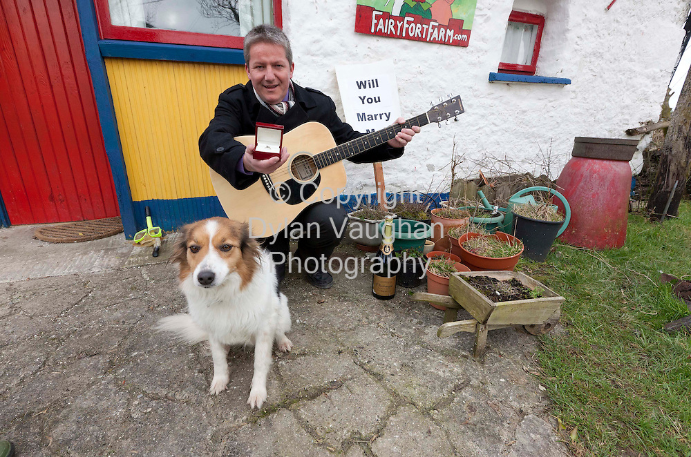 22/1/2012.Derry O'Donnell pictured in Borrisoleigh County Tippearary..Picture Dylan Vaughan...
