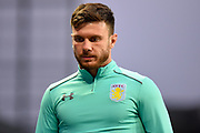 Aston Villa midfielder Jack Grealish (10) during the EFL Sky Bet Championship match between Aston Villa and Cardiff City at Villa Park, Birmingham, England on 10 April 2018. Picture by Dennis Goodwin.