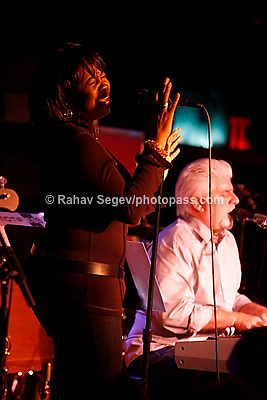 Michael McDonald performing at The Blue Note on March 5, 2008.....
